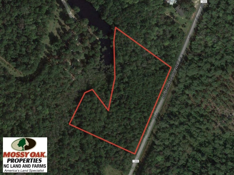 SOLD!  5.74 Acres of Residential and Hunting Land For Sale in Brunswick County NC!