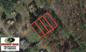 UNDER CONTRACT!  0.71 Acres of Residential Land For Sale in Lunenburg County VA!