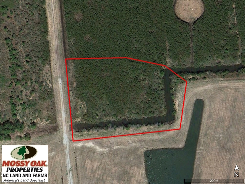 SOLD!  2 Acre Residential Lot for Sale in Hyde County NC!