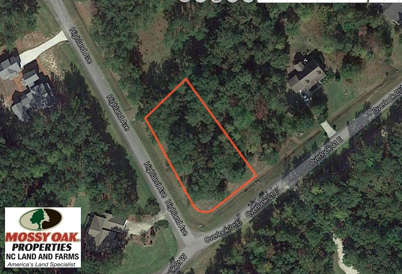 SOLD!  0.52 Acre Residential Lot For Sale in Pamlico County NC!