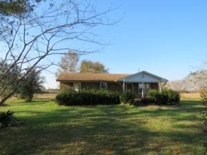 SOLD!  .56 Acres Lot with House For Sale in Sampson County NC!