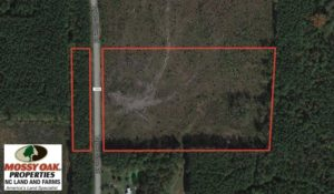 SOLD!  10 Acres Residential Hunting Land For Sale in Nash County NC!