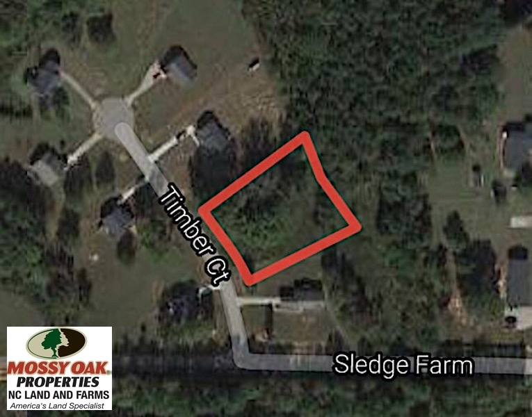 SOLD!  0.69 Acre Residential Lot For Sale in Franklin County NC!