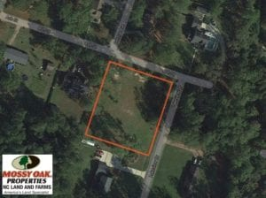 SOLD!  Residential Lot for Sale in Columbus County NC!