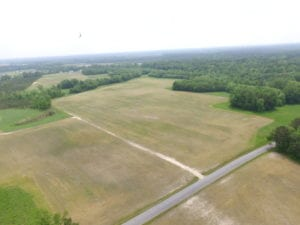 UNDER CONTRACT!  17 Acres of Farm Land For Sale in Southampton County VA!