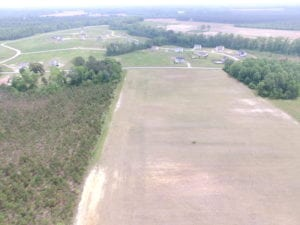 UNDER CONTRACT!  14 Acres of Farm Land For Sale in Southampton County VA!