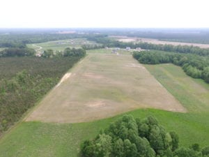 UNDER CONTRACT!  4.29 Acres of Farm Land For Sale in Southampton County VA!