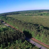 SOLD! 10 Acres of Residential Hunting Land For Sale in Nash County NC!