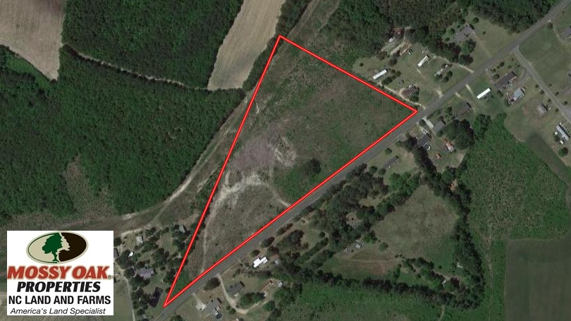 SOLD!  10.72 Acres of Recreational and Residential Property For Sale In Wayne County NC!