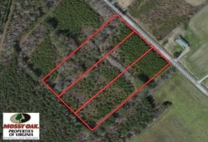 SOLD!  6 Acres of Residential Land For Sale in Suffolk VA!