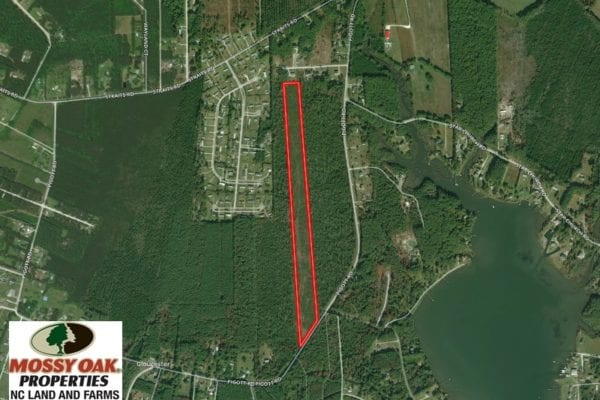 Carteret County Nc Map.Reduced 19 72 Acres Of Residential Land For Sale In Carteret County