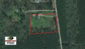 SOLD!  2.26 Acres of Residential Land with Home For Sale in Prince George County VA!