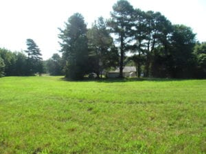 UNDER CONTRACT!  10 Acres of Residential Timberland Land with Home in Brunswick County VA!