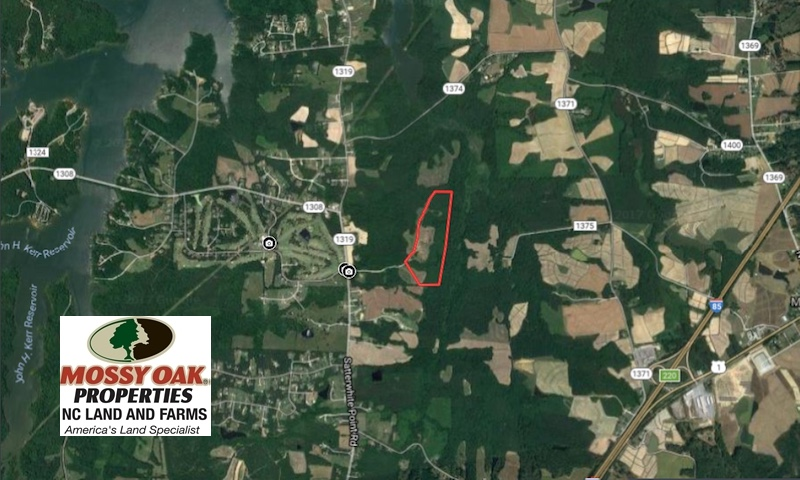 UNDER CONTRACT! 47 06 Acres of Hunting Land For Sale in