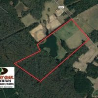 REDUCED!  187 Acres of Farm and Residential Land For Sale in Robeson County NC!