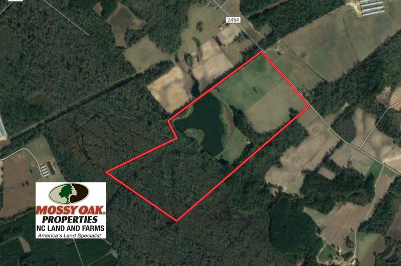 45 Acres of Hunting Land For Sale in Lee County SC!