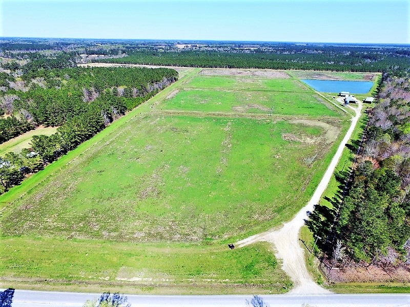SOLD!  89 Acres of Aquaculture Farm Land For Sale In Craven County NC!