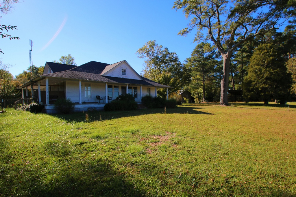 SOLD!  25 Acres of Residential and Farm Land For Sale in Hoke County NC!