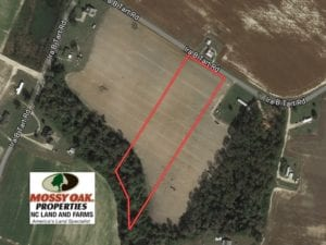SOLD!  6 Acres of Farm and Hunting Land For Sale in Sampson County NC!