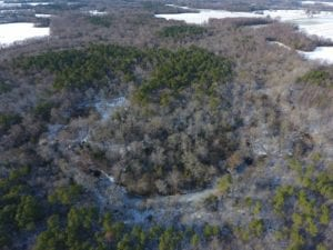 SOLD!  25.25 Acres of Creek Front Hunting Land For Sale in Edgecombe County NC!