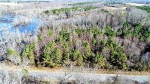 SOLD!  45 Acres of Hunting and Recreational Land For Sale In Wilson County NC!