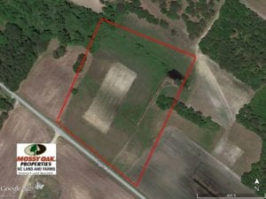 SOLD!  10 Acres of Residential and Recreational Land For Sale in Craven County NC!