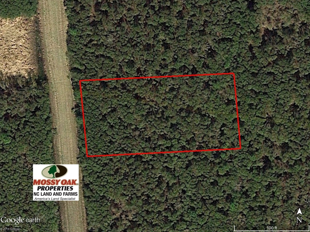 SOLD!  0.5 Acre Residential Lot for Sale in Hyde County NC!
