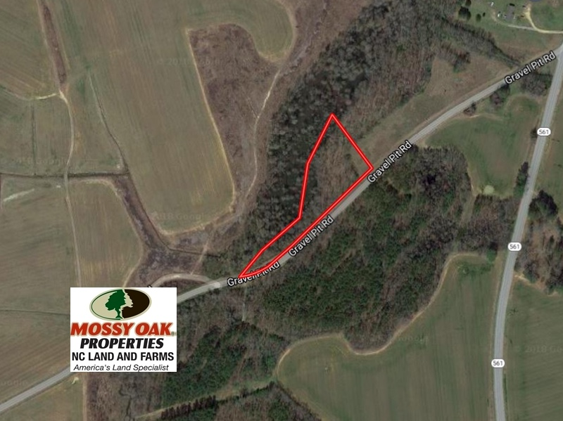 SOLD!  1.65 Acres of Residential Land For Sale In Halifax County NC!