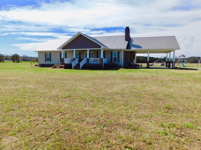 SOLD!  10 Acres of Residential and Equestrian Property for Sale in Edgecombe County NC!