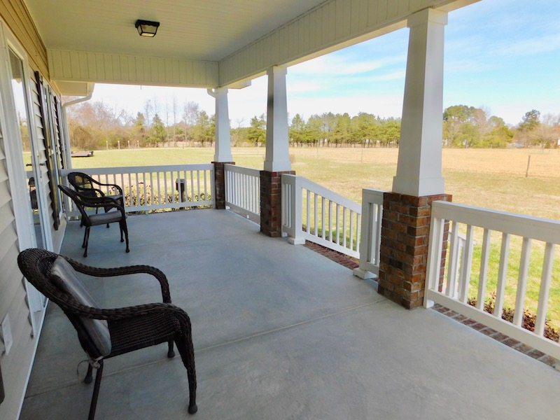 10 Acres Of Residential And Equestrian Property For In Edgecombe County Nc