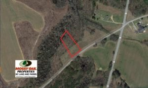 SOLD!  1.13 Acres of Residential Land For Sale In Halifax County NC!