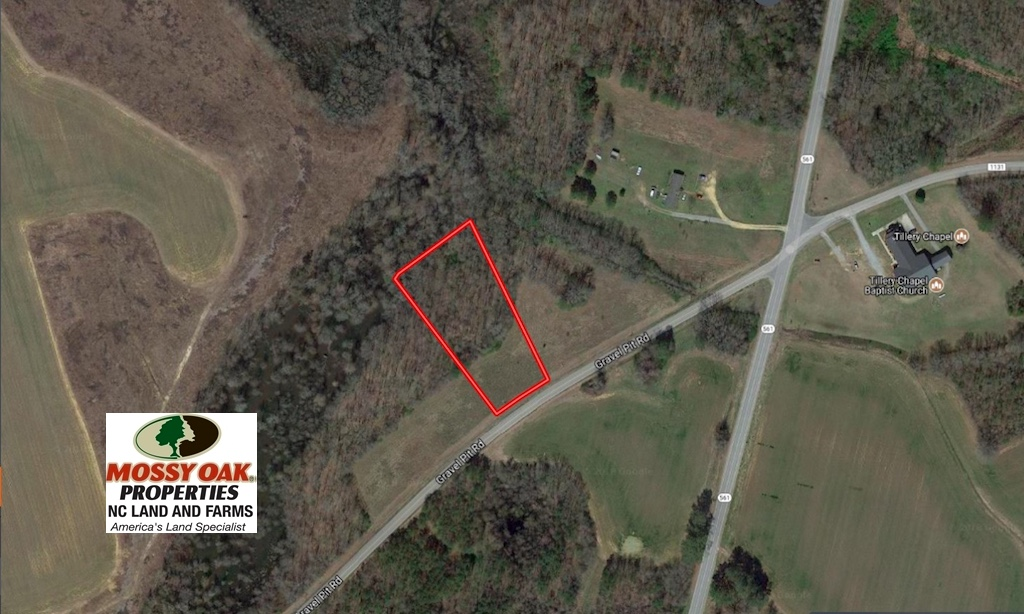 SOLD!  1.45 Acres of Residential Land For Sale In Halifax County NC!