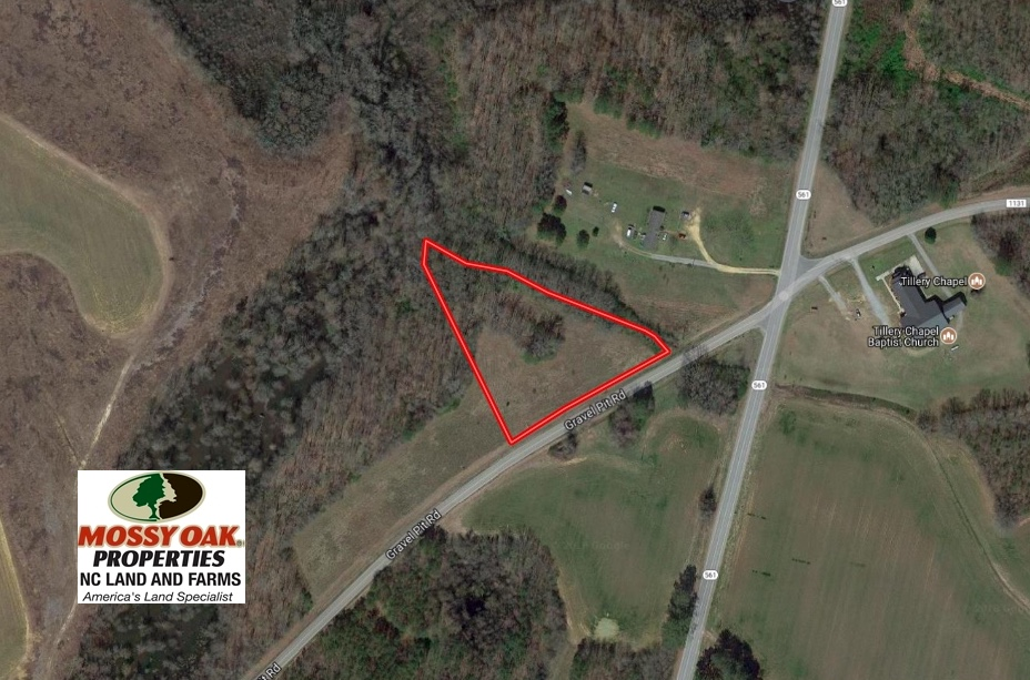 SOLD!  1.72 Acres of Residential Land For Sale In Halifax County NC!