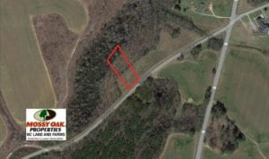 SOLD!  0.89 Acres of Residential Land For Sale In Halifax County NC!