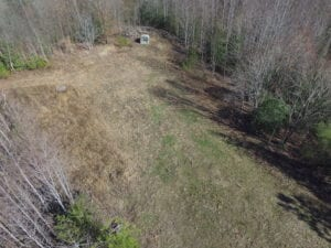 UNDER CONTRACT!  10 Acres of Hunting Land For Sale in Essex County VA!