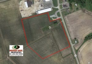 SOLD!  14 Acres of Commercial Land For Sale in Jones County NC!
