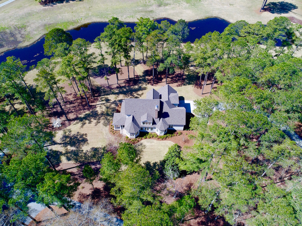 SOLD!  Estate Home and Land for Sale in Greenville NC!
