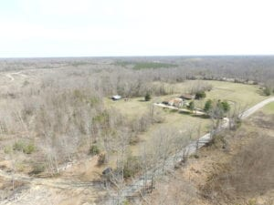 UNDER CONTRACT!  50 Acres of Rural Residential Farm and Equestrian Land For Sale in King and Queen County VA!