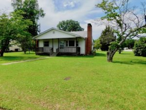 SOLD!  Residential Property For Sale in Edgecombe County NC!
