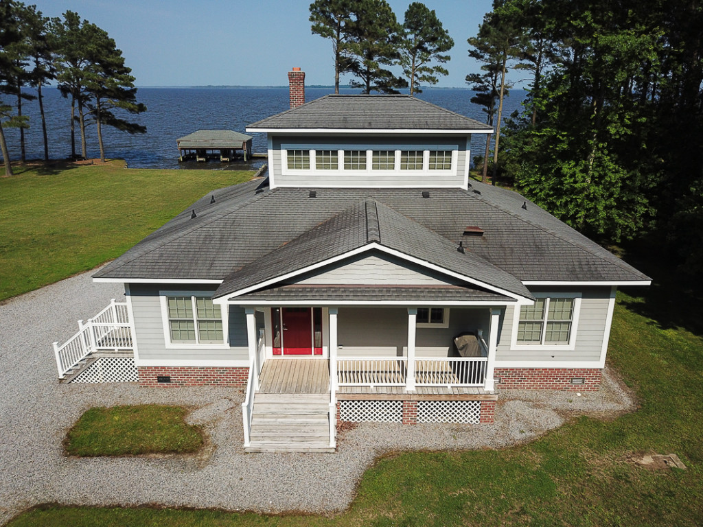 SOLD!  22.5 Acres of Waterfront Residential Farm Land For Sale in Currituck County NC!
