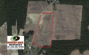 SOLD!  25.18 Acres of Farm Land For Sale in Wilson County NC!