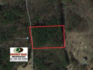 UNDER CONTRACT!  6.45 Acres of Investment Residential Land For Sale in Orange County NC!
