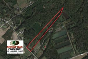 SOLD!  8 Acres of Residential and Hunting Land For Sale in Brunswick County NC!