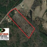 SOLD!  23 Acres of Residential and Recreational Land For Sale in Harnett County NC!