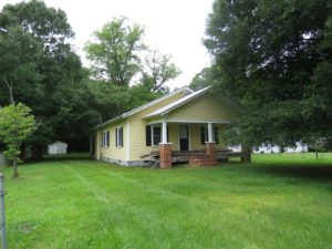UNDER CONTRACT!  0.74 Acres with House and Separate Lot For Sale in Columbus County NC!