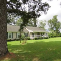 37.36 Acres of Hunting and Timber Land with House For Sale in Columbus County NC!
