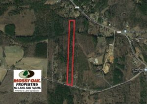 SOLD!  15 Acres of Residential Land For Sale in Chatham County NC!
