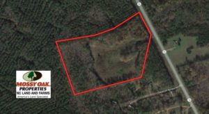 SOLD! 16 Acres of Hunting and Recreational Land For Sale in Warren County NC!