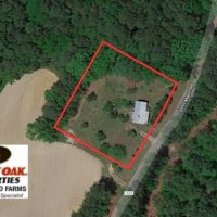 SOLD!  1 Acre of Residential Land with Farm House For Sale in Franklin County NC!