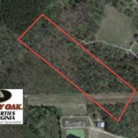 SOLD! 11 Acres of Hunting Land for Sale in Surry County VA!